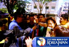 JAPAN 2002 WORLD CUP